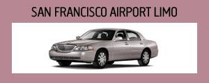 Limo service san francisco airport