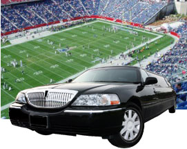 Sporting Event Limousine