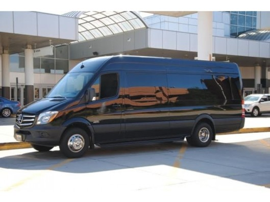 2016 Mercedes-Benz Sprinter Van Limo available @ $74,900